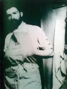 Brancusi-Autoportret