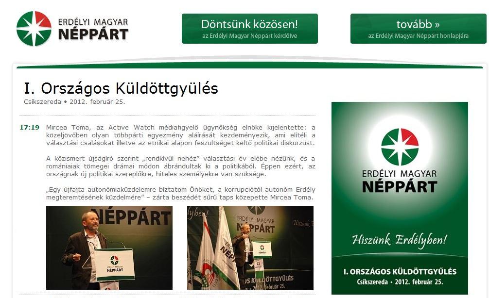 Mircea-Toma-la-Congresul-pentru-Autonomia-Ardealului-Erdelyi-Magyar-Neppart