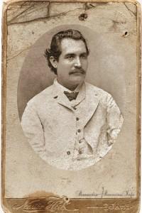 Mihai Eminescu de Nestor Heck - 1884